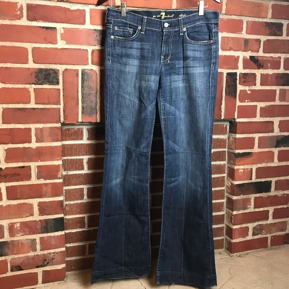 🔥 7 for All Mankind Dojo Jeans